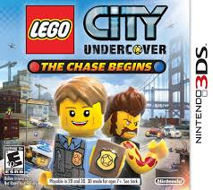 lego city undercover the chase begins cover